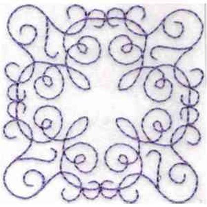 Quilting Redwork Designs : Quilting Redwork Machine Embroidery Designs
