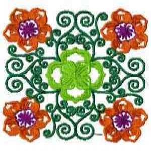 Blocks for Quilting Embroidery Design