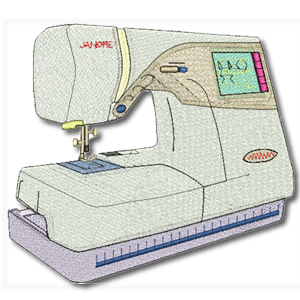 Janome Embroidery Design