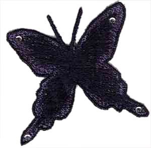 Butterfly Embroidery Patterns at Kaboodle