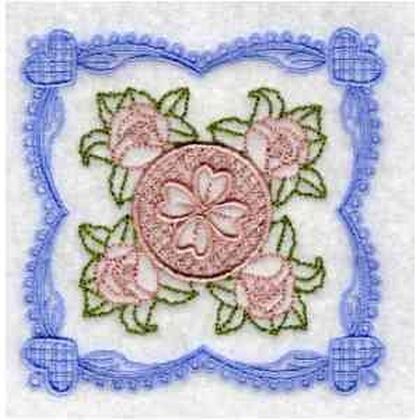 Victorian Embroidery Design