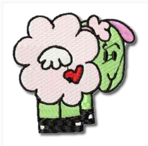 Critters Sheep Embroidery Design
