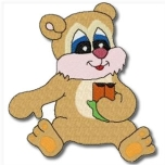 Candy Bears with Sandwich