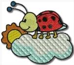 Summertime Ladybird