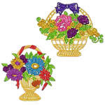 20 set Flower Baskets
