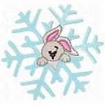 Rabbit Snowflake