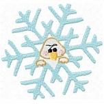 Duck Snowflake