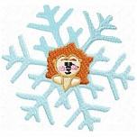 Lion Snowflake