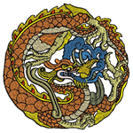 Oriental dragon