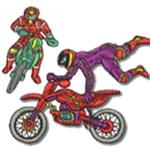 5 Set Dirt Bikes
