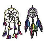 10 set Dream Catcher