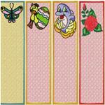 8 Set Free Standing Bookmark