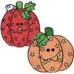 13 Set Funny Pumpkins