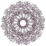 Victorian Lace Design