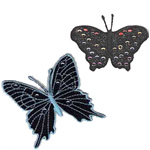10 Set FSL Lace Butterfly