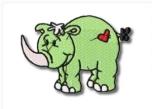 Critters Rhino