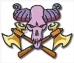 Ram Head Skull
