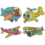 30 set Air Planes